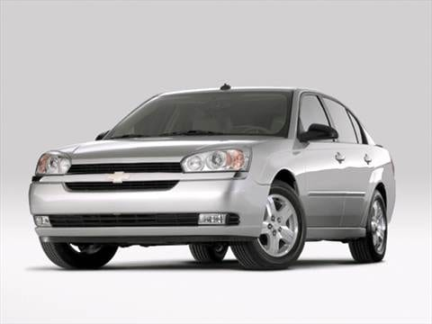 2004 Chevrolet Malibu 25 Mpg Combined