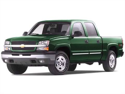 2004 Chevrolet Silverado 2500 HD Crew Cab Work Truck Pickup 4D 6 1/2 ft  photo