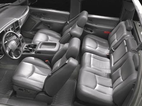... 2004 Chevrolet Silverado 2500 Hd Crew Cab Interior ...