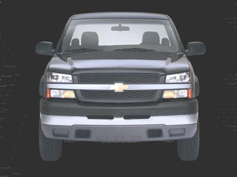 2004 chevrolet silverado 2500 hd regular cab Exterior