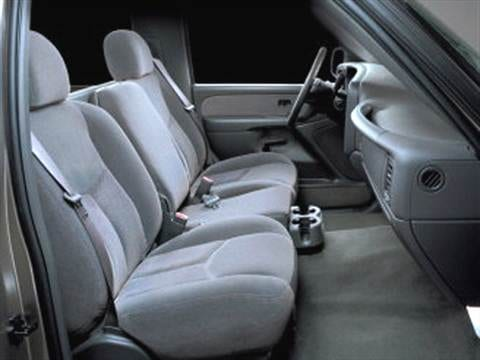 2004 chevrolet silverado 3500 regular cab Interior