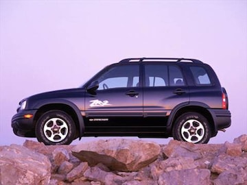 Water Pump Car Cost >> 2004 Chevrolet Tracker | Pricing, Ratings & Reviews ...