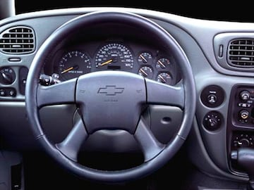 2004 Chevrolet Trailblazer Interior