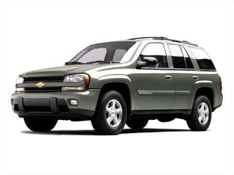 2004 Chevrolet TrailBlazer LS Sport Utility 4D Pictures ...