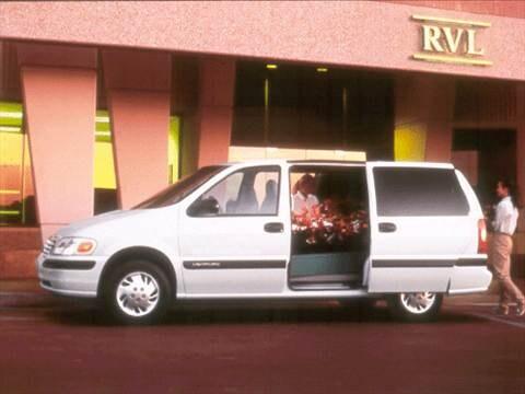 2004 Chevrolet Venture Cargo