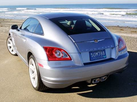 2004 Chrysler Crossfire Pricing Ratings Amp Reviews