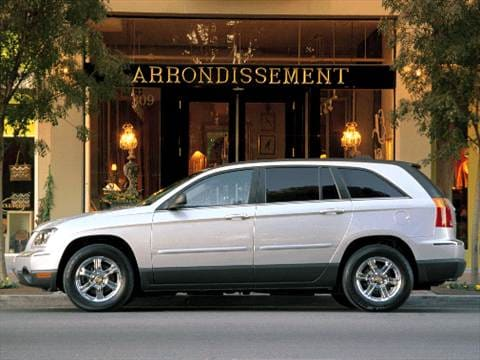 2004 chrysler pacifica Exterior