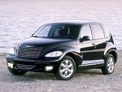 2004 Chrysler Pt Cruiser 21 Mpg Combined