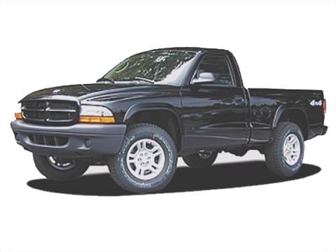 Dodge Dakota Regular Cab Frontside Dtdkr on 2001 Dodge Dakota Kbb
