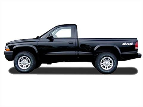 2004 dodge dakota regular cab Exterior