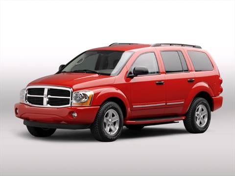 2004 Dodge Durango Limited Sport Utility 4D  photo