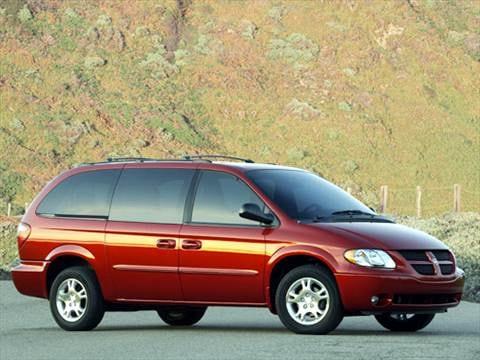 2004 Dodge Grand Caravan Penger   Pricing, Ratings & Reviews ...