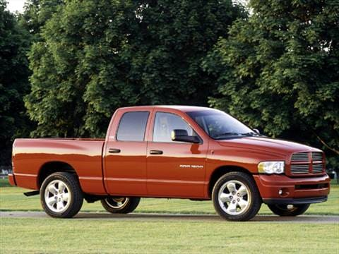 2004 Dodge Ram 1500 Quad Cab ST Pickup 4D 8 ft  photo