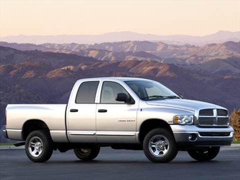2004 Dodge Ram 1500 >> 2004 Dodge Ram 1500 Quad Cab Pricing Ratings Reviews Kelley
