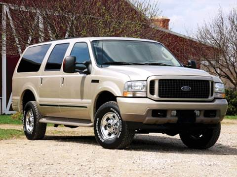 2004 Ford Excursion Pricing Ratings Amp Reviews Kelley