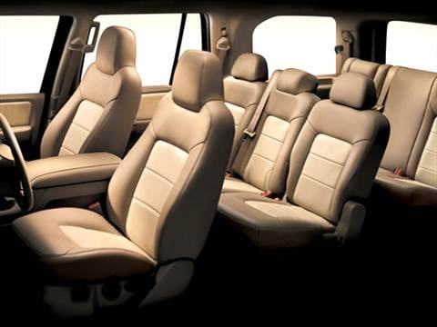 2004 ford expedition Interior