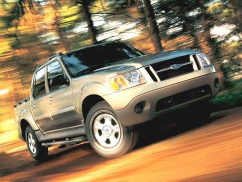 2004 Ford Explorer Sport Trac Pricing Ratings Reviews Kelley