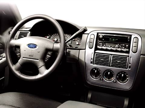 2004 Ford Explorer XLT Sport Utility 4D Pictures and ...