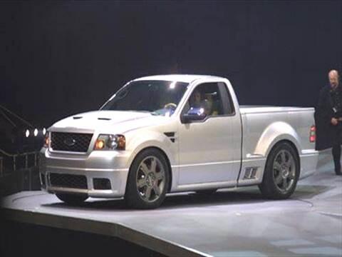 2004 Ford F150 Heritage Regular Cab SVT Lightning Pickup 2D 6 1