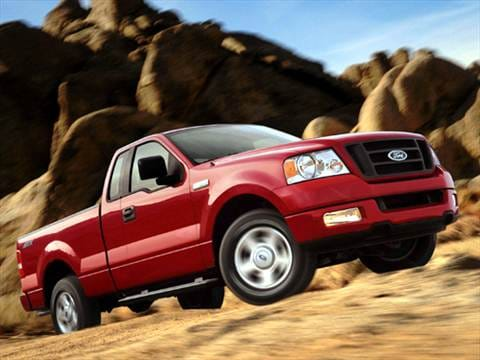2004 ford f150 regular cab Exterior