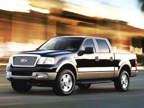 2004 ford f150 supercrew cab fx4 pickup 4d 5 1 2 ft pictures and videos kelley blue book. Black Bedroom Furniture Sets. Home Design Ideas