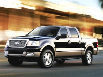 2004 ford f150 supercrew cab pricing ratings reviews kelley blue book. Black Bedroom Furniture Sets. Home Design Ideas