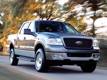Most Reliable Truck Ever >> 2004 Ford F150 SuperCrew Cab | Pricing, Ratings & Reviews | Kelley Blue Book