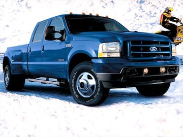 2004 Ford F350 Super Duty Crew Cab | Pricing, Ratings ...