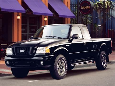 2000 Ford Ranger Mpg >> 2004 Ford Ranger Super Cab Pricing Ratings Reviews Kelley