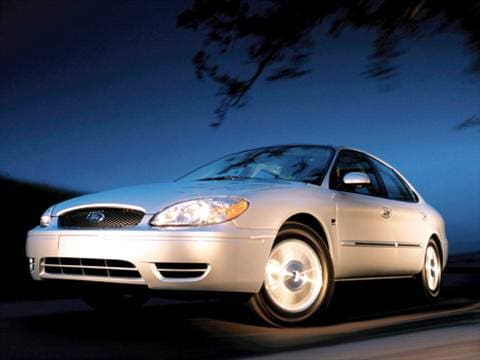 2004 Ford Taurus SES Sedan 4D Pictures and Videos | Kelley ...
