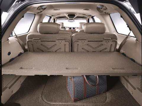 2004 gmc envoy xl Interior