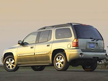 2004 gmc envoy xl pricing ratings reviews kelley. Black Bedroom Furniture Sets. Home Design Ideas