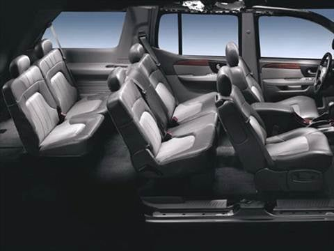 2004 GMC Envoy XL SLE Sport Utility 4D Pictures and Videos ...