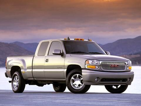 2004 GMC Sierra 1500 Extended Cab Denali Pickup 4D 6 1/2 ft  photo