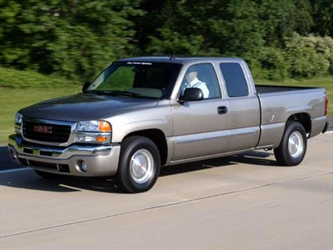 GMC Sierra 2500 Extended Cab