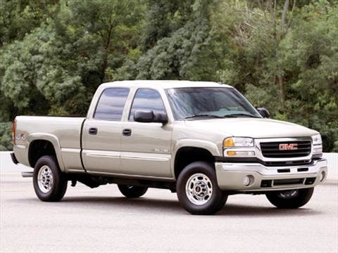 2004 GMC Sierra 2500 HD Crew Cab | Pricing, Ratings & Reviews | Kelley Blue Book