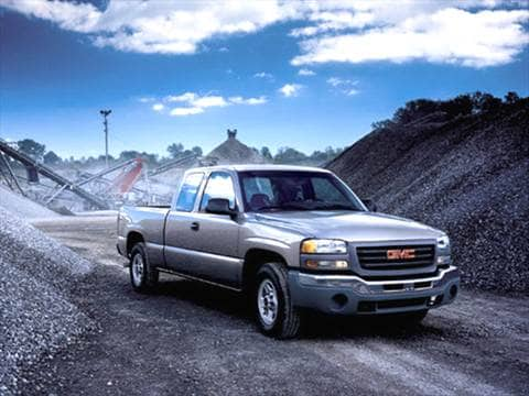 2004 gmc sierra 2500 hd extended cab Exterior