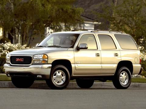 2004 Gmc Yukon 15 Mpg Combined