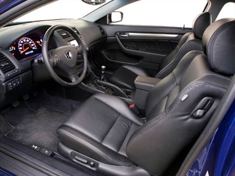 2004 Honda Accord EX Coupe 2D  photo