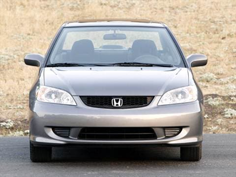2004 Honda Civic 30 Mpg Combined