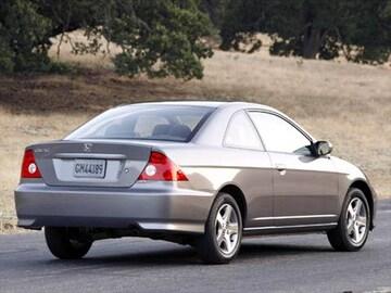 2004 Honda Civic Exterior