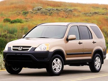 2004 Honda CR-V | Pricing, Ratings & Reviews | Kelley Blue Book
