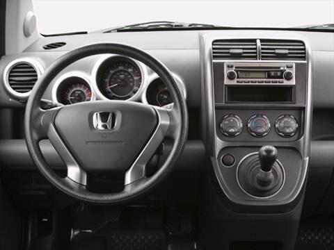 ... 2004 Honda Element Interior