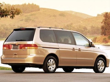 2004 honda odyssey pricing ratings reviews kelley blue book. Black Bedroom Furniture Sets. Home Design Ideas