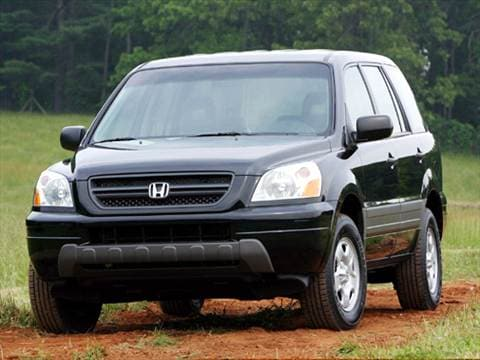 2004 Honda Pilot Pricing Ratings Amp Reviews Kelley