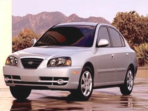Delightful 2004 Hyundai Elantra. 24 MPG Combined