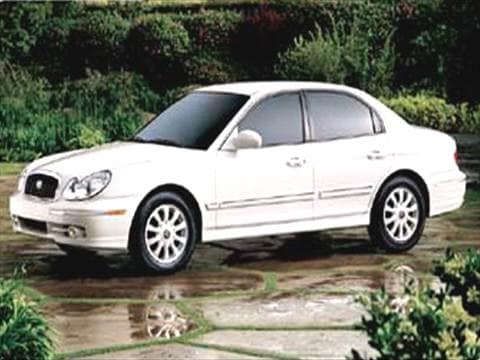 2004 Hyundai Sonata Pricing Ratings Reviews Kelley Blue Book