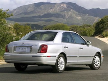 2004 Hyundai XG350 | Pricing, Ratings & Reviews | Kelley Blue Book