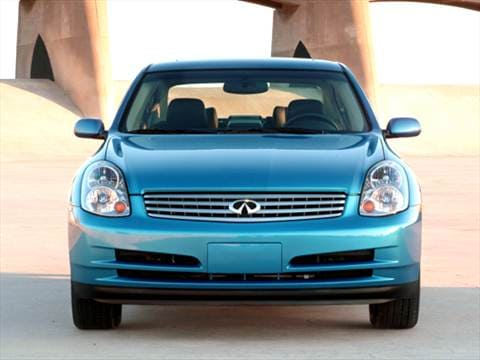 2004 INFINITI G35 Sedan 4D Pictures and Videos - Kelley ...