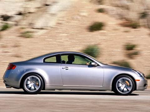 2004 INFINITI G35 Coupe 2D Pictures and Videos - Kelley ...